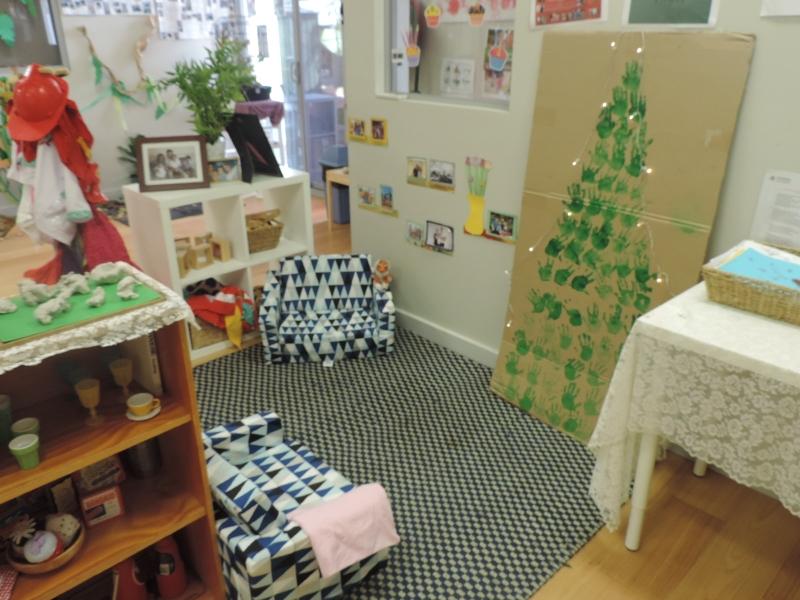 Fonte pessoal: 'arvore de natal feita com material reciclado