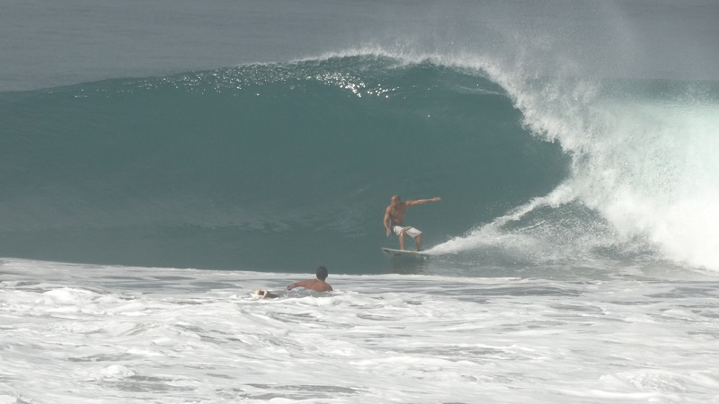 Surf na Playa Hermosa