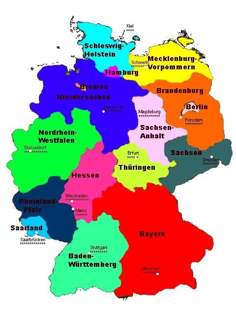 Imagem Disponível em; http://www.lerninfos.de/internelinks/allgemeinwissen-deutschland
