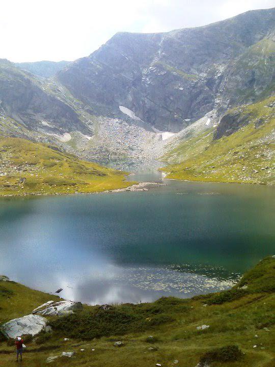 Lago Montanha Rila