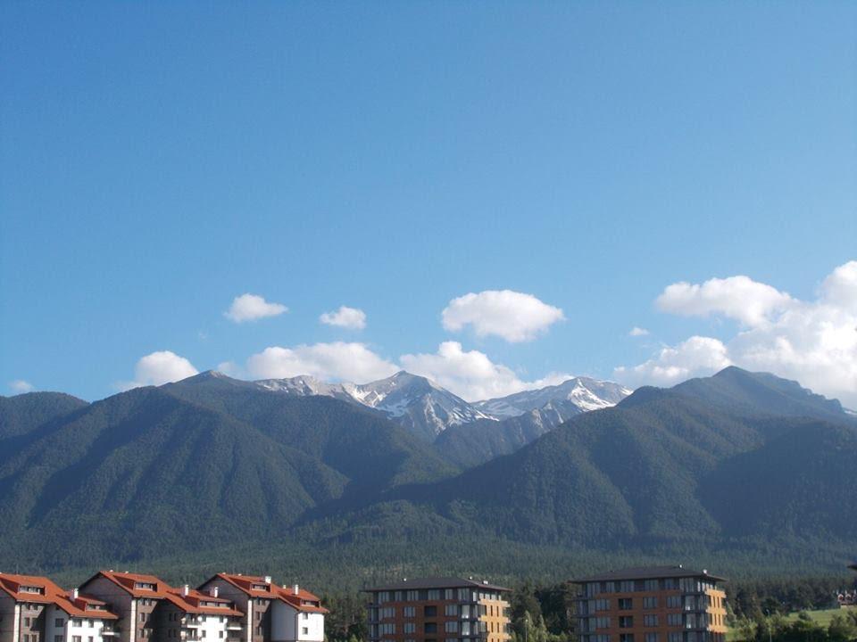 Montanha Pirin