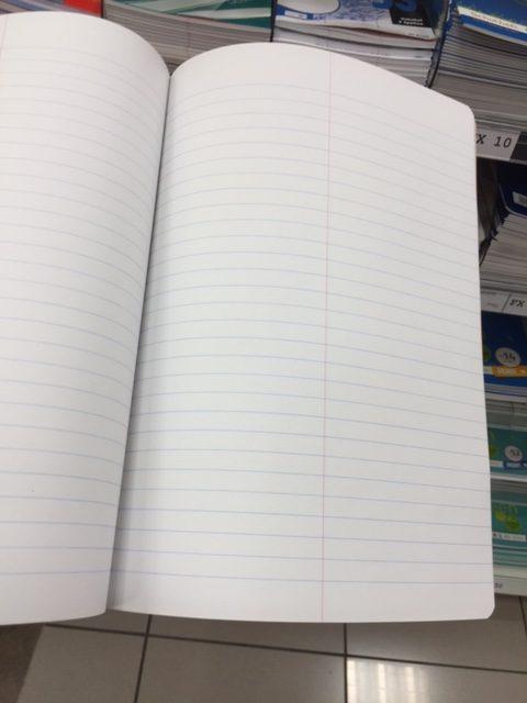 Caderno de vocabulário, mas você pode fazer em casa o seu.