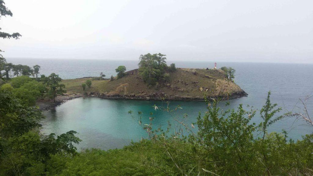 Lagoa Azul – São Tomé