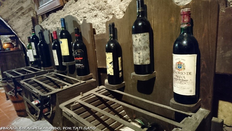 vinhos espanhóis #BrasileirasPeloMundo por Tati Sato