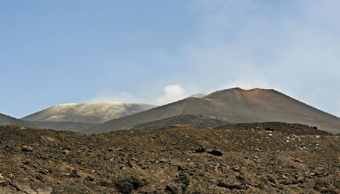 Vulcão Etna. Crédito imagem: FA.Serra Licença: Creative Commons Atribuição-Não Comercial.
