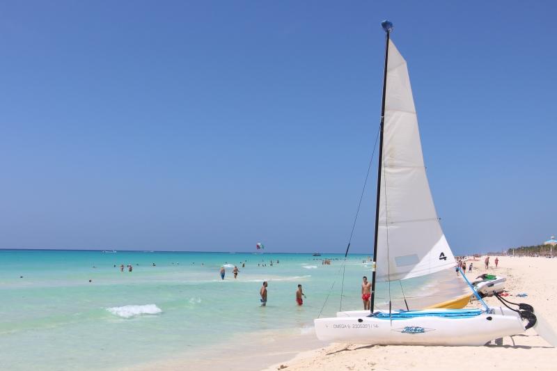 """A parte boa de poder """"distribuir"""" seus dias de férias... 4 dias curtindo Playa del Carmen, no Caribe Mexicano :)"""