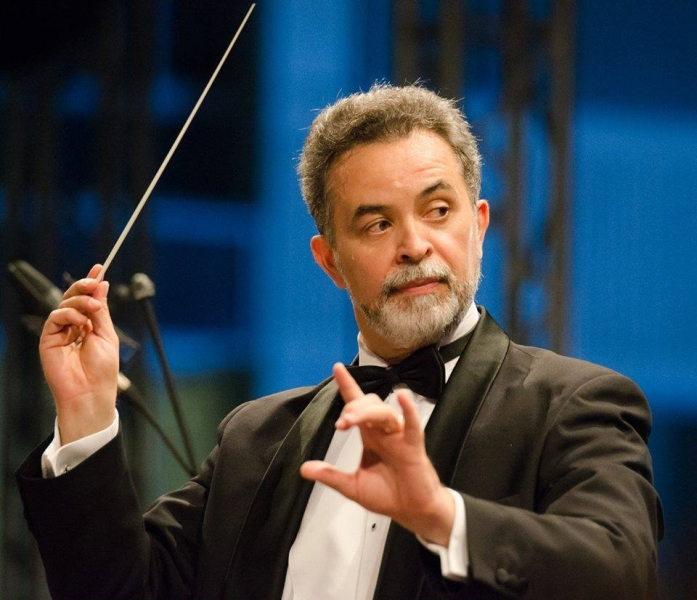 José Maria Florêncio no Mozart Festival 2015 - Arquivo Pessoal