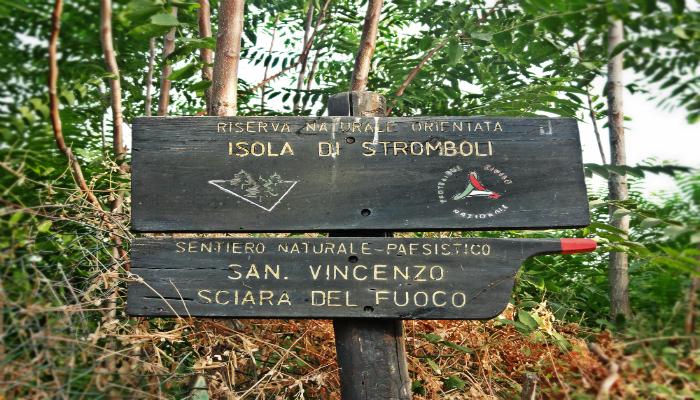 Sciara del Fuoco do vulcão Stromboli. Crédito imagem: FA.Serra Licença: Creative Commons Atribuição-Não Comercial.