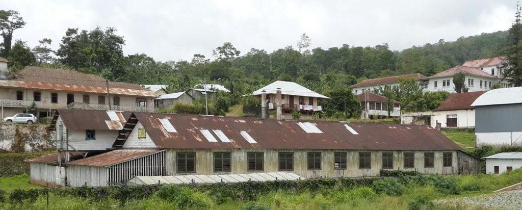 Roça Monte Café – São Tomé
