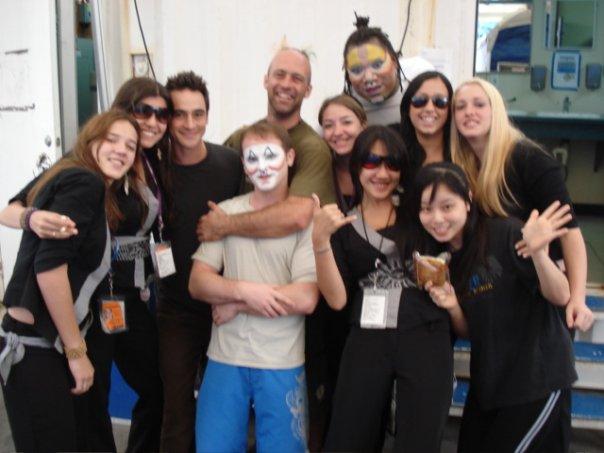 Família Cirque du Soleil