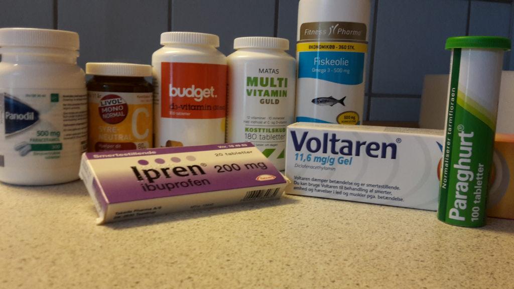 Vitaminas e medicamentos de venda livre em farmácias, supermercados e perfumarias. Foto: Cristiane Leme