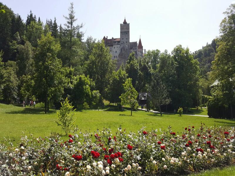 Arquivo pessoal: Brasov - Castelo de Bran