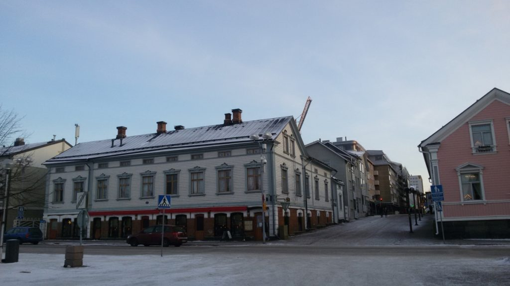 Centro de Oulu