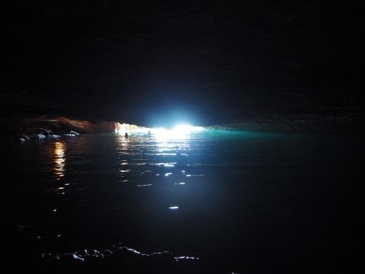 Caverna em Spetses