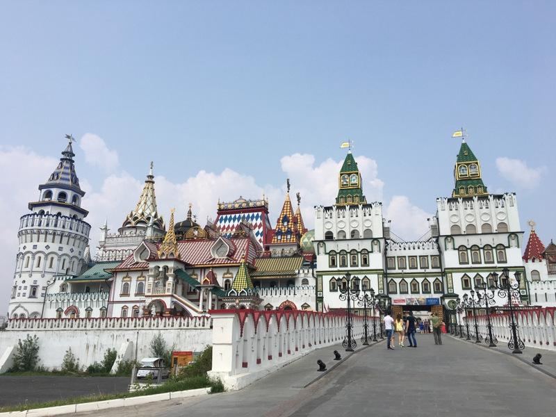 Entrada do Kremlin de Izmailovo
