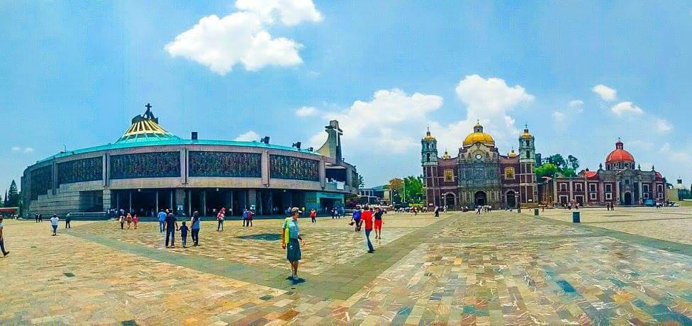 Basílica de Nossa Senhora de Guadalupe - Foto: Kelly Nascimento
