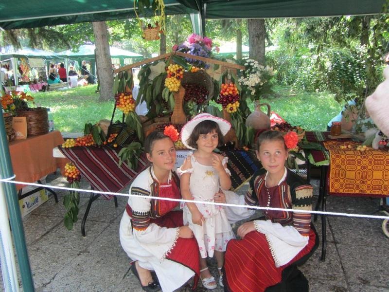 roupas tradicionais bulgaria