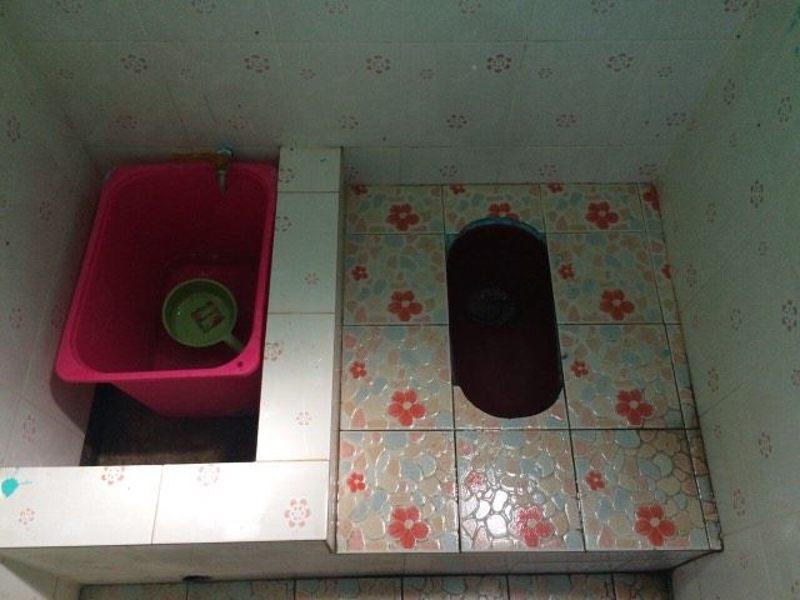 banheiro tailandës