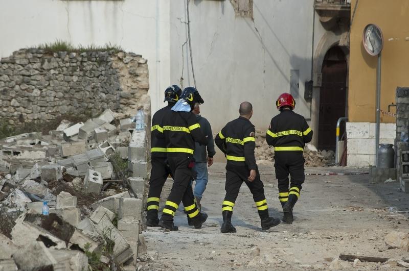 Equipe de resgate. Foto: Pixabay