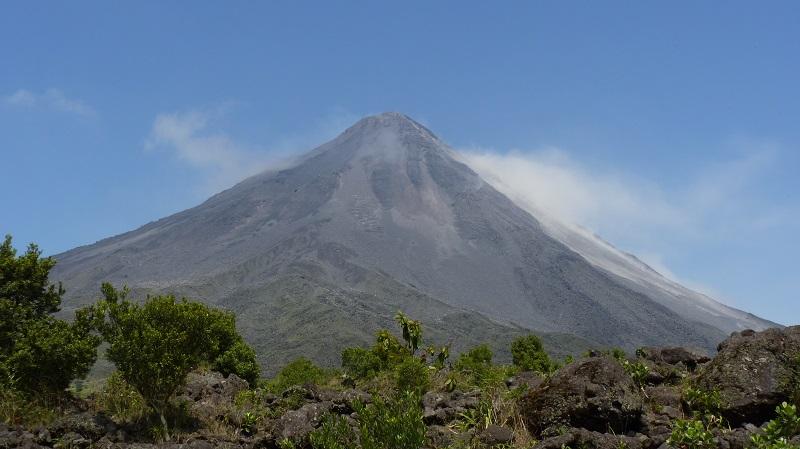 Parque Nacional Vulcão Arenal - Acervo pessoal