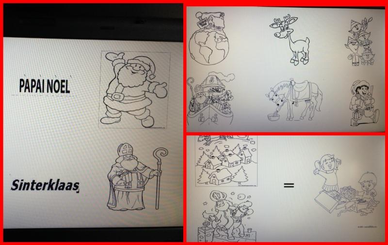 Papai Noel x Sinterklaas