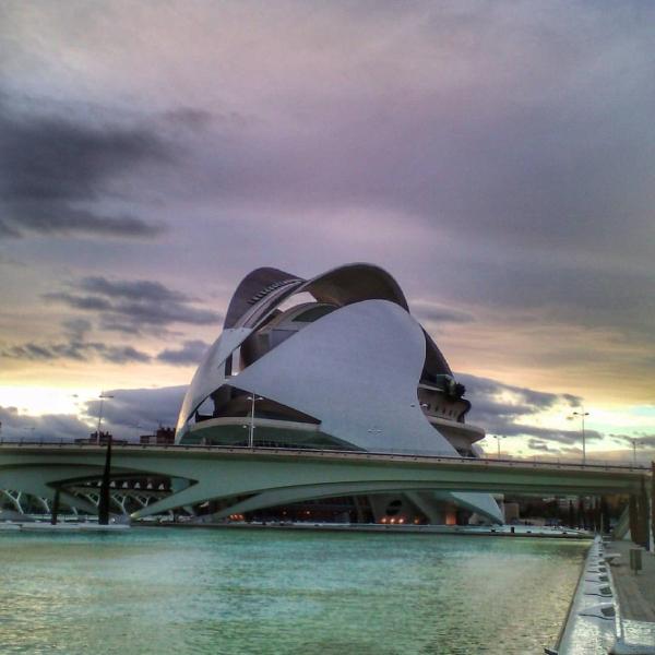 Ciudad de las Artes y las Ciencias -