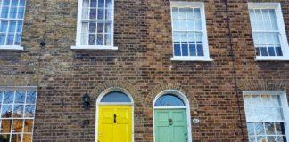 alugar uma casa em Londres
