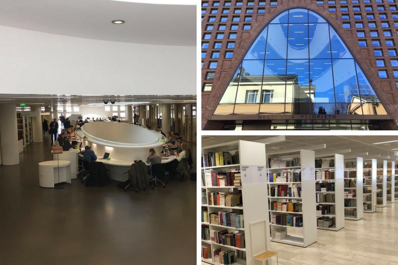 bibliotecas, bibliotecas pelo mundo, Helsinki, livros, bibliotecas públicas, bibliotecas na Finlândia, literatura, incentivo à leitura, sistema automatizado de bibliotecas, Universidade de Helsinki,