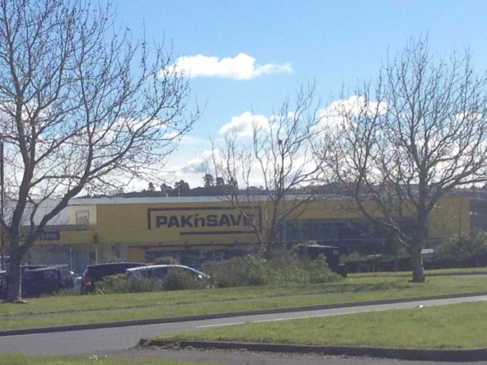 Supermercado na Nova Zelandia