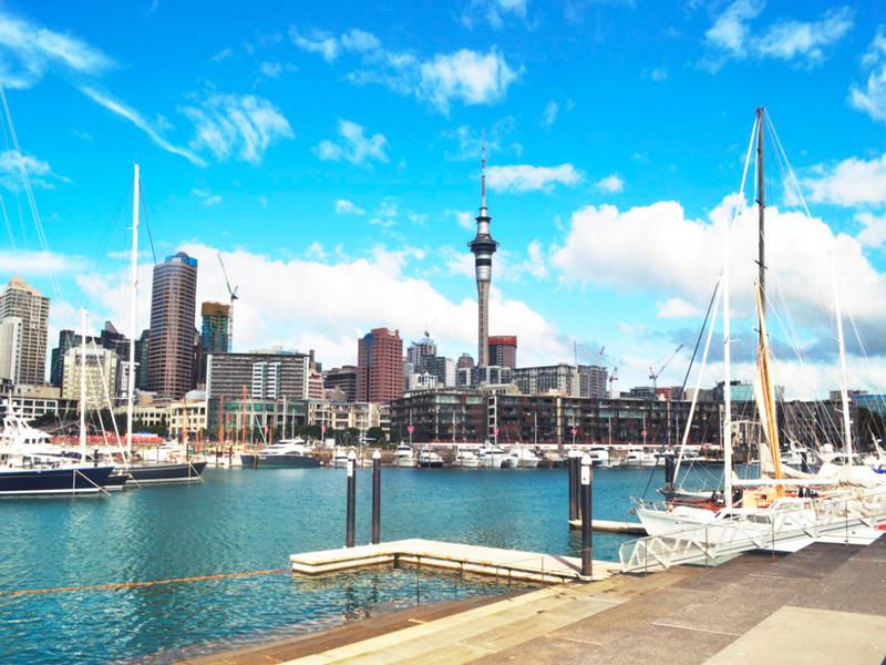 Auckland - Empregos