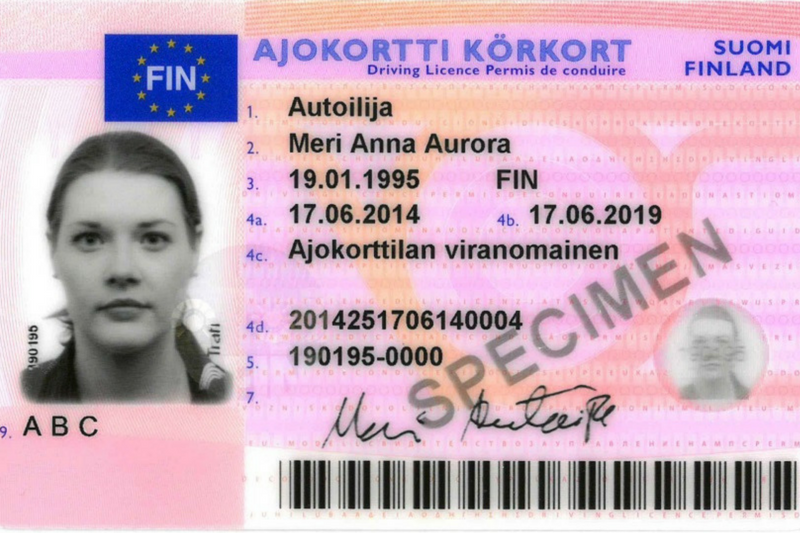 cnh finlandesa, carteira de motorista finlandesa, como trocar a cnh brasileira pela finlandesa, finlândia, dirigindo na Finlândia, posso dirigir na finlândia,