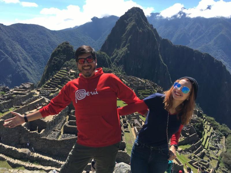 Saudade do Perú