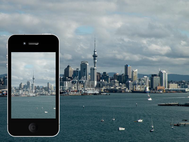 Nova Zelândia e Apps para o Dia a Dia