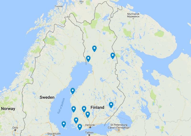 Finlândia, praia na Finlândia, verão na Finlândia, melhores cidades na Finlândia, inverno na Finlândia