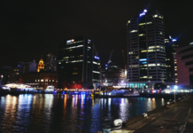 Auckland Vida Noturna