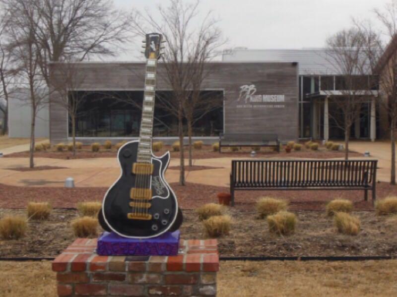 10 pontos turísticos, Mississippi, B. B. King Museum