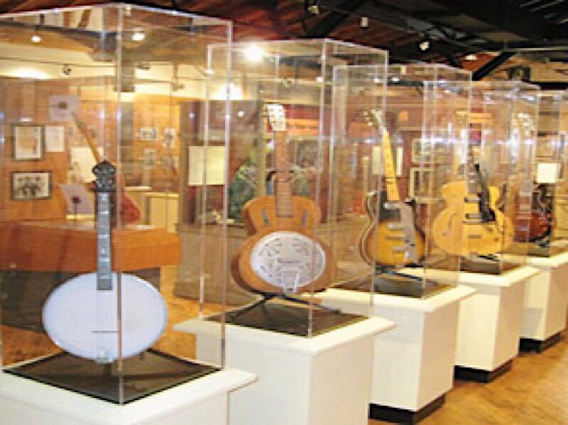 10 pontos turísticos, mississippi, delta blues museum