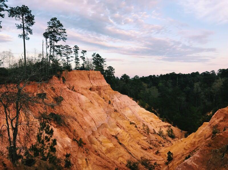 10 pontos turísticos, mississippi, redbluff, grand canyon