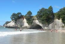 Verao na Nova Zelandia - Coromandel - Gabriela Nunes