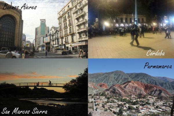 Cidades Argentinas.