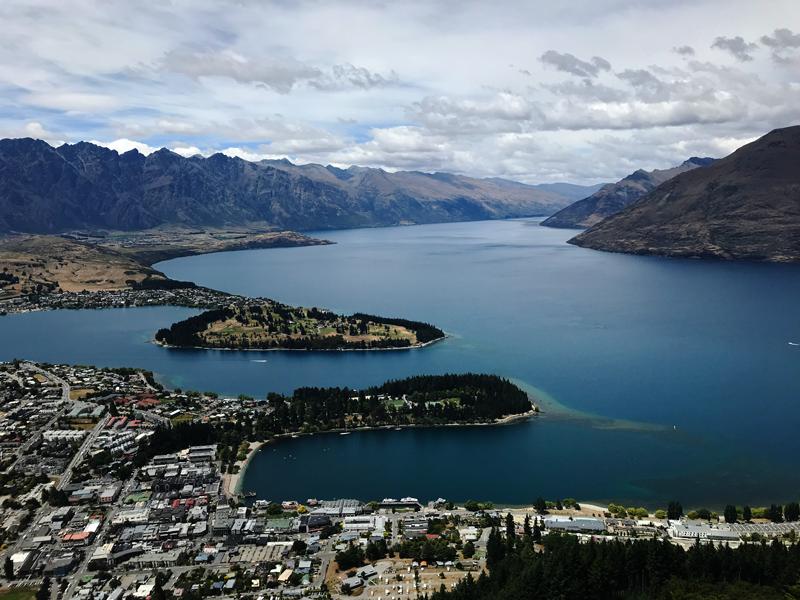 Nova Zelandia - Queenstown