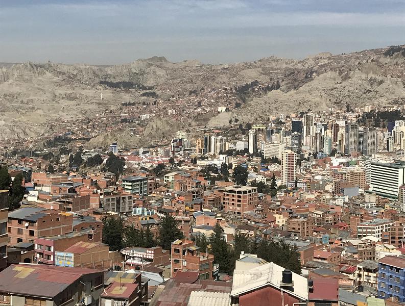 As Diferenças Entre La Paz E Santa Cruz De La Sierra Na Bolívia Brasileiraspelomundo Com