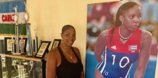 Regla Torres Tri campeã olímpica de vôlei