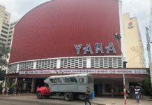 O cine Yara constitui um dos lugares de referência de Cuba por ser o lugar de realização de eventos artísticos e audiovisual, e além disso, ser ponto de encontro dos jovens cubanos e da galera LGBT.