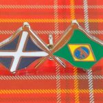 Laços culturais entre Brasil e Escócia.