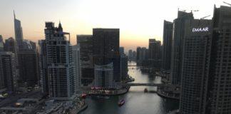 primeiro ano em Dubai