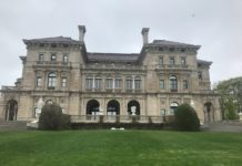 the breakers, newport, rhode island,