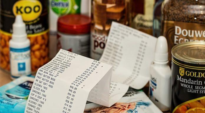 Custo de supermercado na Grécia