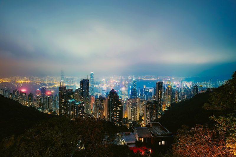 pobreza em Hong kong