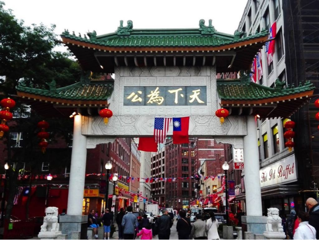 chinatown, boston